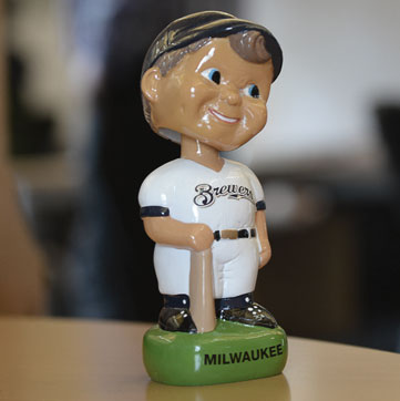 Milwaukee Brewers Bobblehead