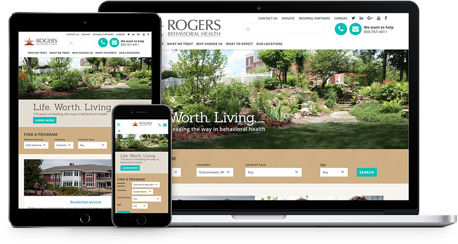 Multiple devices with Rogers website
